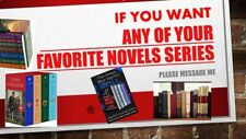 If you want any of your favorite Novel,comic or any book series-read description