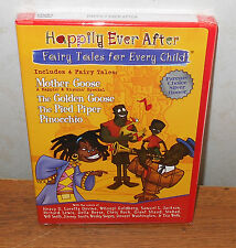Happily Ever After Collection: Fairy Tales for Every Child (DVD, 2004) BRAND NEW