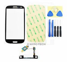 Black Glass Screen + Touch Cable For Samsung Galaxy S3 Neo GT-i9301i + Tool Set