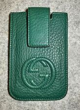 Gucci Leather Cell phone Case