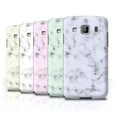 Housses et coques anti-chocs blancs Samsung Galaxy S pour téléphone mobile et assistant personnel (PDA)