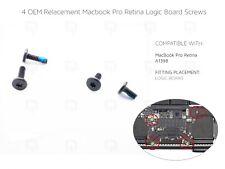 Tornillos Genuino Para Macbook Pro Macbook Pro Retina A1398 Piezas de Tornillo De Placa Lógica
