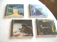 4 Beauiful BILLY JOEL CDs: RIVER OF DREAMS, THE BRIDGE, STRANGER, SONGS IN ATTIC