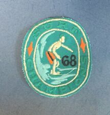 Surf Champions Surfing Surfer Team Shop California sun beach embroidered patch