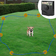 1 x Waterproof Stubborn Hidden Electric Fence System Invisible Pet Containment