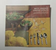 VTG Betty Crocker Coupon Catalog Booklet 1960's No 3 Mail Order Brochure Kitchen