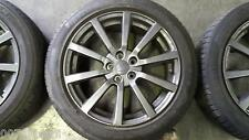 1x 17inch Subary Liberty 5thGen Alloy Wheel 2012 GENUINE 17X7.5 Charcoal USED
