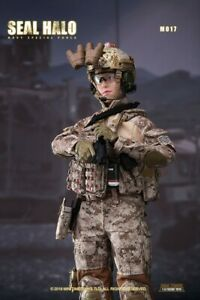 Mini times toys 1/6th US Seal SEAL Combat Squad Female Soldier Army Figure M017