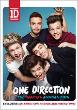 USED (GD) One Direction: The Official Annual 2014 by One Direction