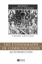 Language in Society: The Ethnography of Communication : An Introduction by...