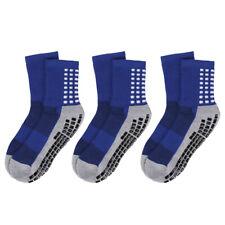 3 Pares Antideslizante Calcetines no Hospital De Deslizamiento Zapatilla con apretones para Adultos Hombres Mujeres