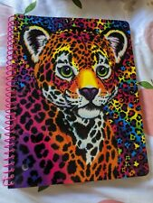 Lisa Frank Subject Hunter Notebook Wide Rule New!