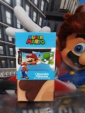 Super Mario 1 Reversible Pillowcase 20in x 30in (51cm x76cm)