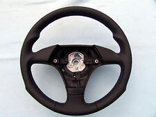 BMW EURO SPORTS STEERING WHEEL E36 M3, THUMB RESTS, ERGONOMIC INLAYS,NEW LEATHER