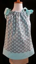 Little Priness by Meloney's Design handmade pillow case dress size 4