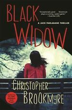 Black Widow: A Jack Parlabane Thriller: By Brookmyre, Christopher