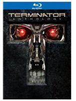 Terminator Anthology [5 Discs] (2013, Blu-ray New)