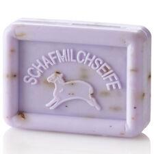 100g Schafmilchseife Lavendelduft Stückseife Mandelöl Shea Butter landwiesen