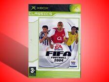 FIFA FOOTBALL 2004 CLASSICS XBOX NUOVO SIGILLATO! VERSIONE ITALIANA!