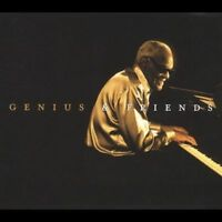 Genius & Friends [Digipak] by Ray Charles CD, 2005, Atlantic, Brand New Free Shi