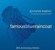 Jennifer Warnes Famous Blue Raincoat 3 x 45rpm Vinyl LP's