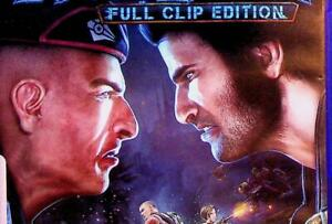 Bulletstorm Full Clip Edition PS4 Sony Playstation 4 Video Game