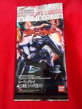 EVANGELION TRADING CARDS The Beginning & the End/ 5 CARDS PACK BANDAI / UK DSP