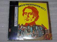 THE KINKS preservation act 1 Japan mini lp SHM CD SEALED