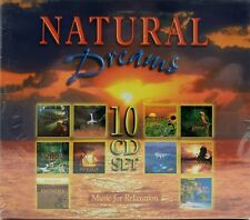 Natural Dreams 10 CD Set Music for Relaxation