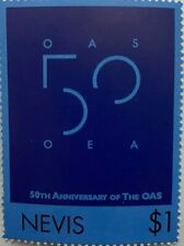 Nevis 1998 - O.A.S - Single Stamp - MNH