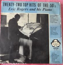 ERIC ROGERS : 22 Top Hits Of The 50's (LP ACL1009)