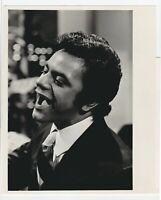 1970 VTG Music Press Photo Singer Johnny Mathis Hugh Hefner Playboy After Dark