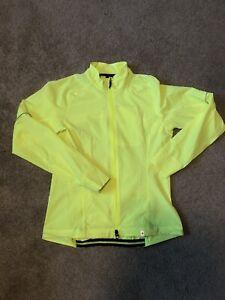 Specialized Women's Deflect Cycling Jacket Neon Yellow - Medium