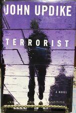 TERRORIST- JOHN UPDIKE, SIGNED 1ST/1st - Pristine - COA Included