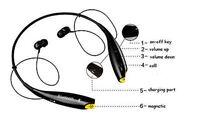 New Wireless Bluetooth Sport Stereo Headset Headphone Earphone Handsfree