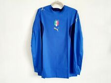 2006/07 Italy Home Player Issued L/S Shirt - NEW