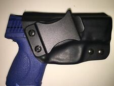 IWB Holster - S&W M&P Compact 9mm and 40cal - Adjustable Retention - 15 Deg Cant