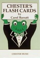CHESTER FLASH CARDS Barratt*
