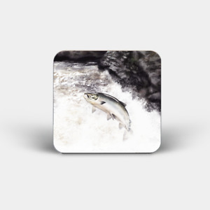 Highland Wildlife Coasters - Board Back (Puffin, Stag, Deer, Highland Cow etc..)