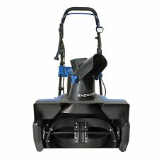 NEW Snow Joe Ultra 21 Inch 15 Amp Electric Snow Thrower w/ 4 Blade Auger & Light