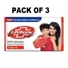 Lifebuoy Total Soap - (Pack of 3) 100GM