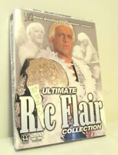 The Ultimate Ric Flair Collection - a 3-DVD set, TV14 rating - WWE 2003