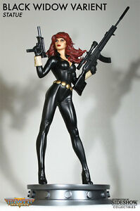 BOWEN DESIGNS The BLACK WIDOW VARIANT STATUE AVENGERS # AP/700 MARVEL Sideshow