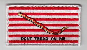 DON'T TREAD ON ME FLAG SHOULDER PATCH