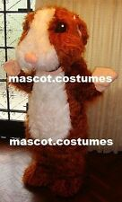 new Hamster Animal Character Mascot Costume Professional. low price