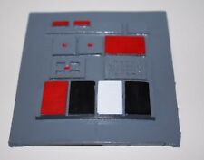 STAR WARS TIE PILOT X-WING COSTUME RESIN COMMPAD 501ST APPROVED - PAINTED