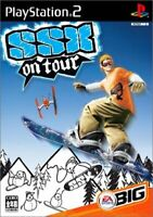 USED PS2 PlayStation 2 SSX On Tour 07032 JAPAN IMPORT