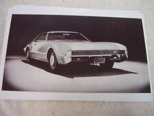 1967 OLDSMOBILE TORONADO   11 X 17  PHOTO  PICTURE   PIC 2