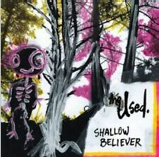 THE USED - SHALLOW BELIEVER NEW VINYL RECORD