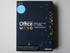 Office 2011 Home and Business, Retail-Vollversion mit DVD (Multipack), deutsch